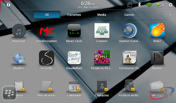 BlackBerry PlayBook Mexico-30