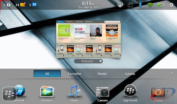 BlackBerry PlayBook Mexico-39