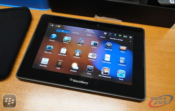 BlackBerry PlayBook Mexico-9