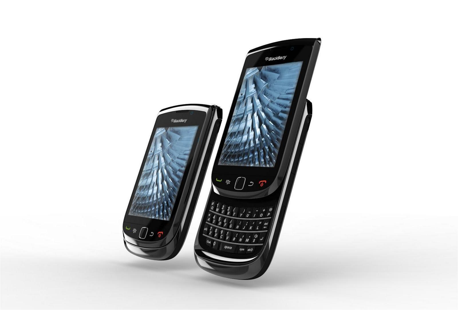 BlackBerry Torch en Iusacell 3