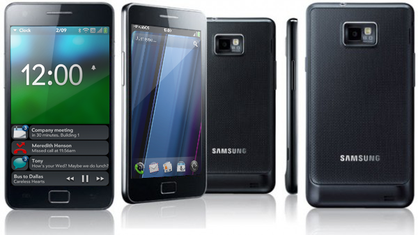 Galaxy S II webOS