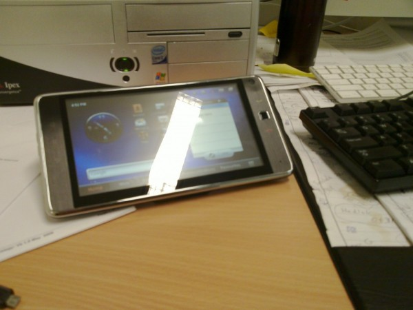 Huawei Tablet Iusacell