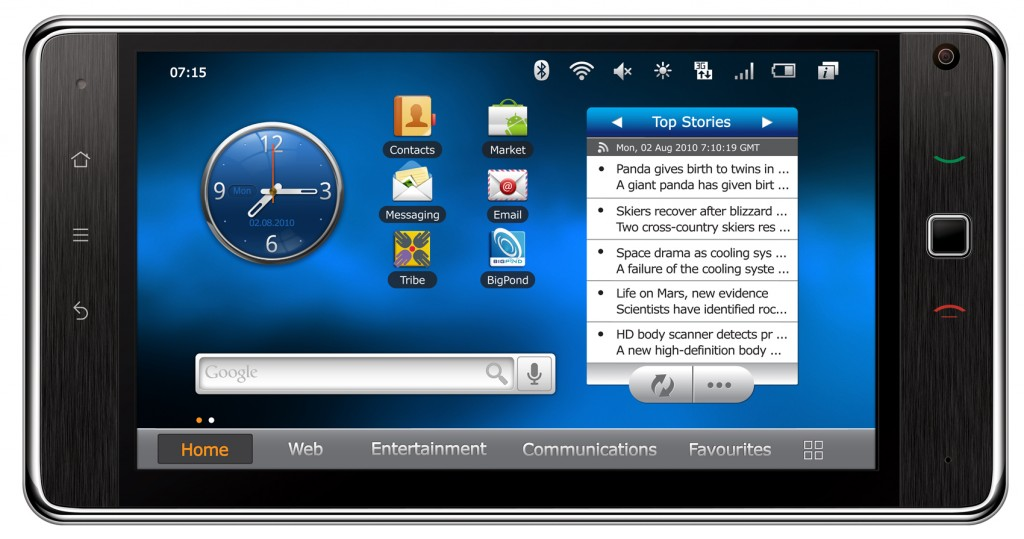 Huawei Tablet Movistar Mexico
