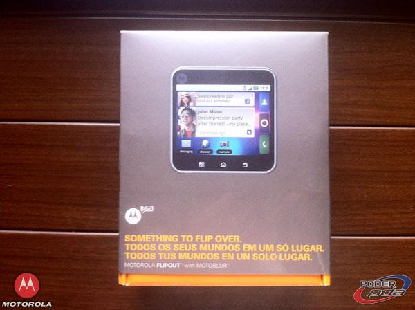 Motorola FlipOver
