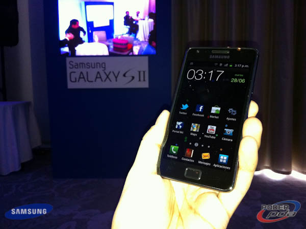 Samsung Galaxy S2 Telcel_-22