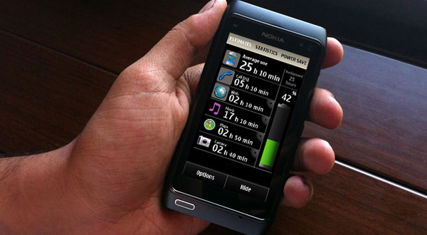 Battery-Monitor-Qt-Symbian