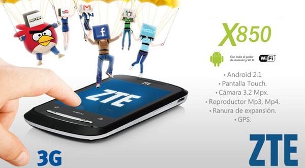 ZTE-Mexico-Android