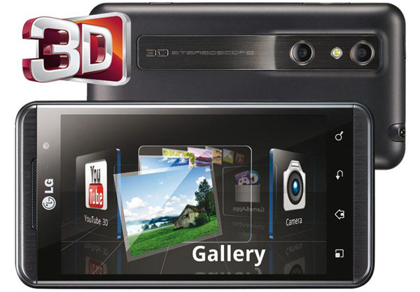 LG Optimus 3D Imgn