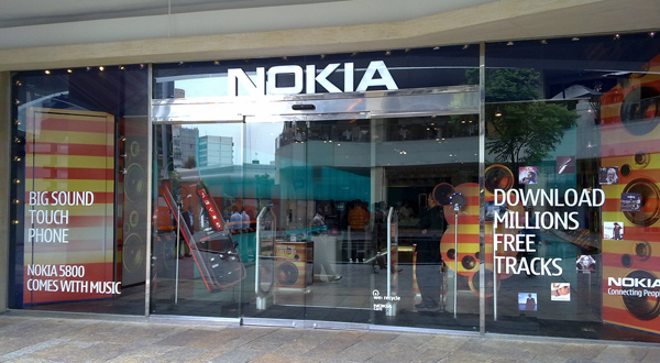 Nokia Store Antara
