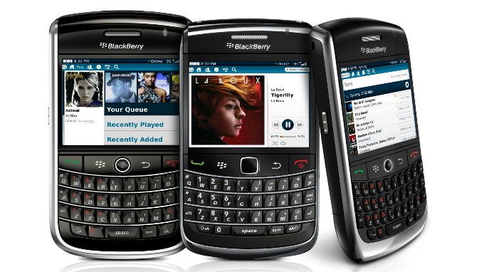 Blackberry-Music