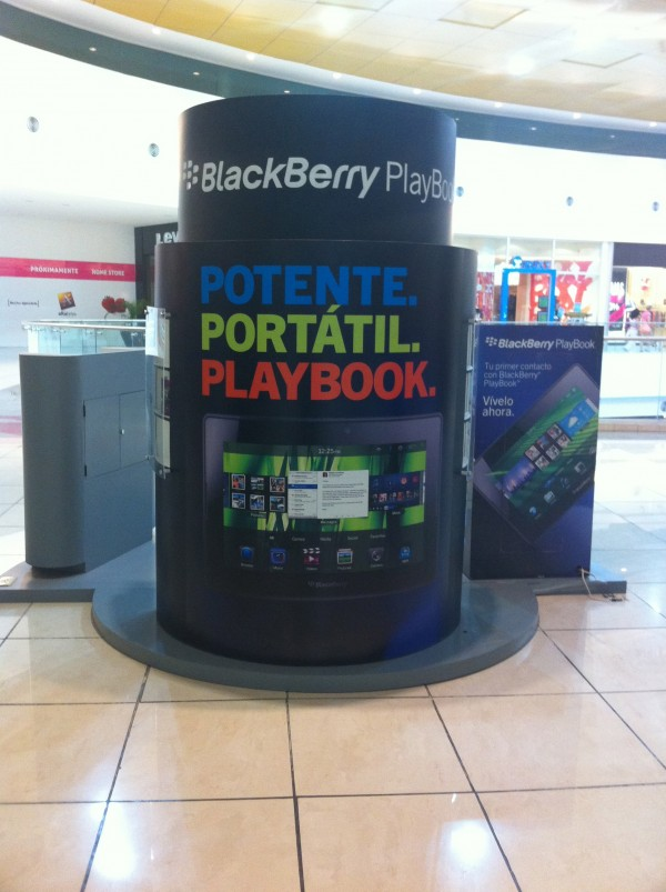 BlackBerry PlayBook Play Zone