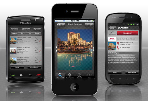 Marriott-mobile-app