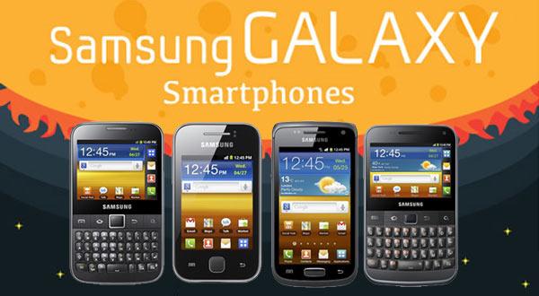Samsung-Galaxy-Smartphones-2011