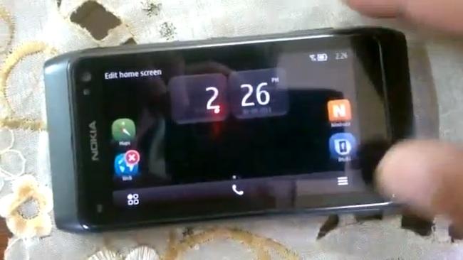 Symbian Belle en Nokia N8