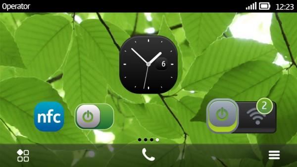 Symbian-Belle-widgets