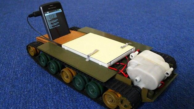 android_tank