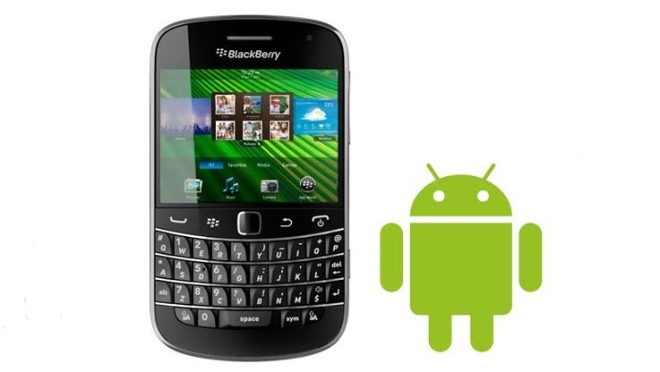 android app player for blackberry