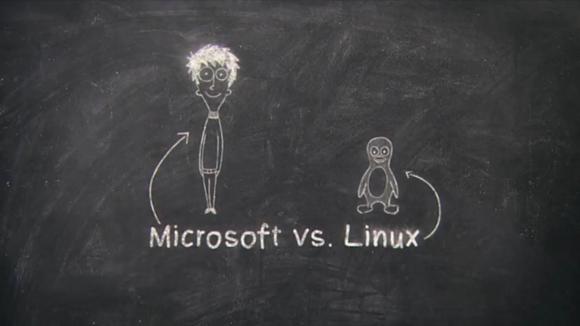 microsoft-vs-linux