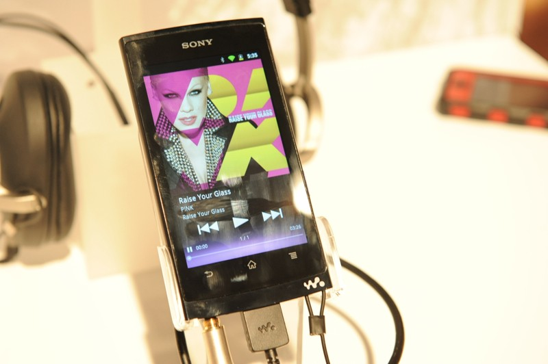 Sony Walkman Android 2