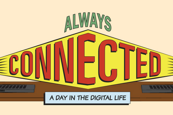 always-connected front