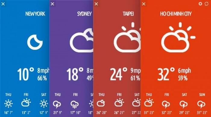 App de Clima 2017