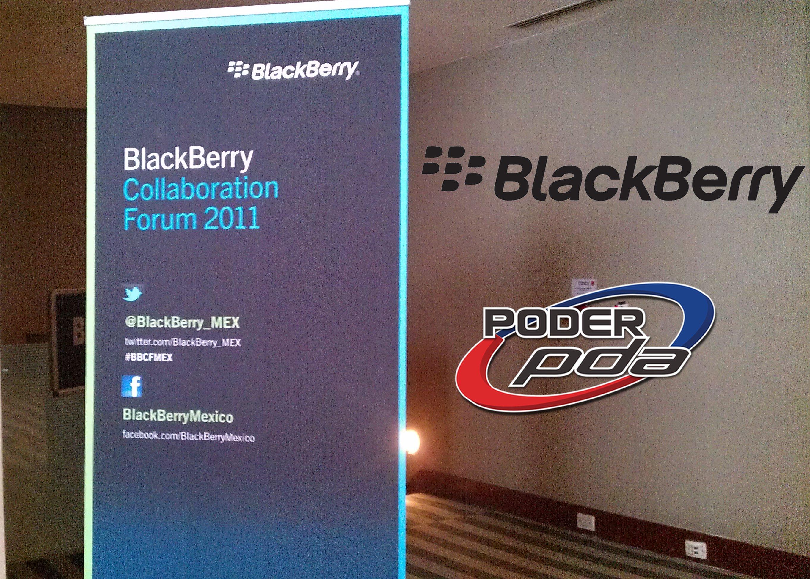 BlackBerry-Collaboration-Forum-2011-Mexico-Principal