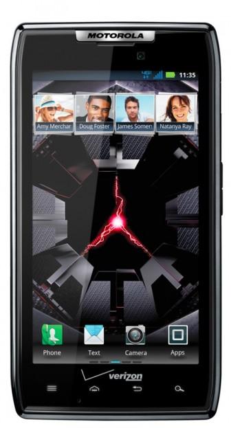 Droid Razr Motorola Verizon