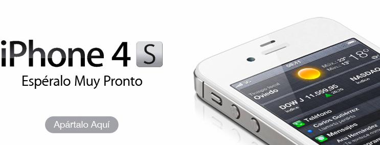 iphone 4s-apartado
