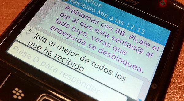Problemas-BlackBerry