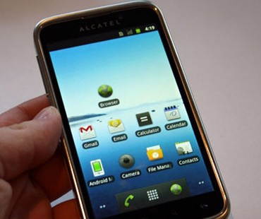 Alcatel-OneTouch-995-Android-Gingerbread-ICS