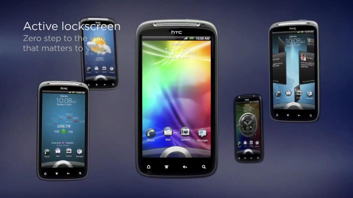 HTC Sensation BIG