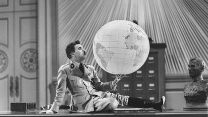 Charles Chaplin Hitler MAIN