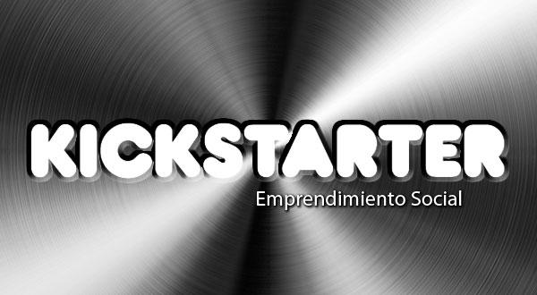 KickStarter_Emprendimiento-Social