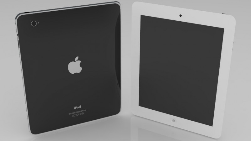 iPad 3 2012 Concepts