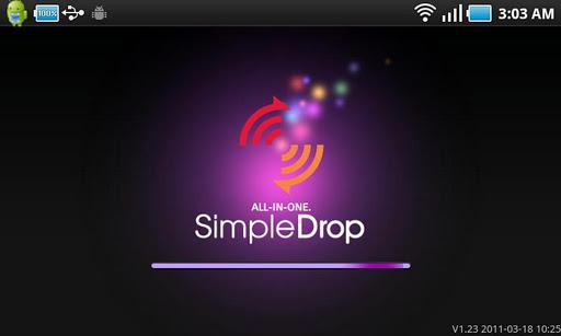 simple-drop-sincronizacion