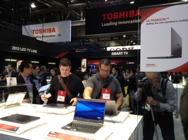 CES-2012-Thoshiba-Booth-Tour-9-610x457