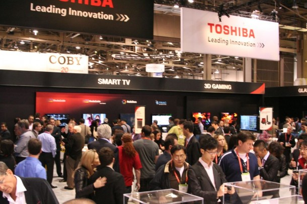 CES-2012-Toshiba-Booth-03-610x406
