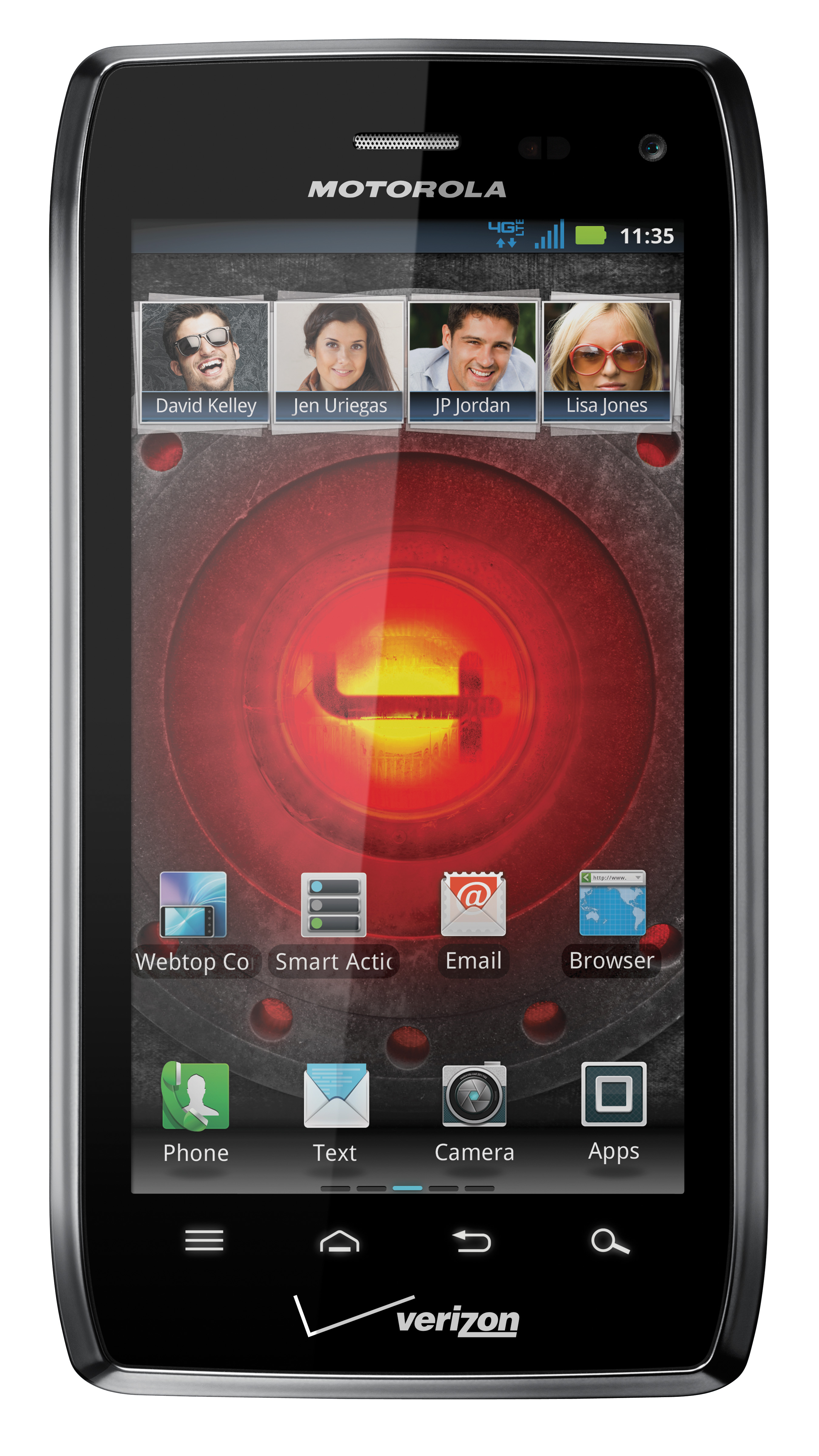 DROID 4_Front_Home_VZW