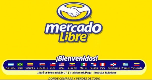 Mercado Libre 2012