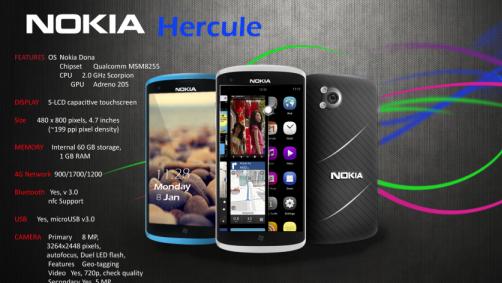 nokia-Hercule