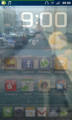 Android screen 2