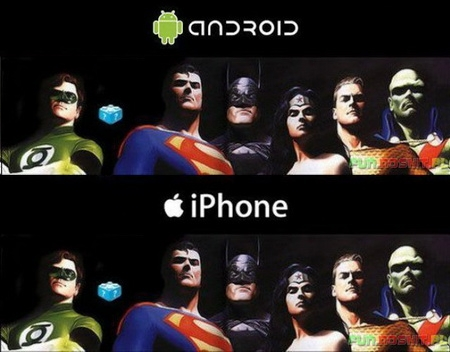 Android-vs-iPhone-No-Flash
