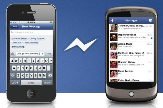 Facebook Mobile Mssgr