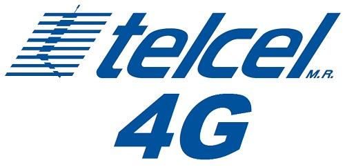 Logotipo Telcel 4G