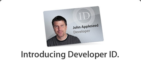 appledeveloperid