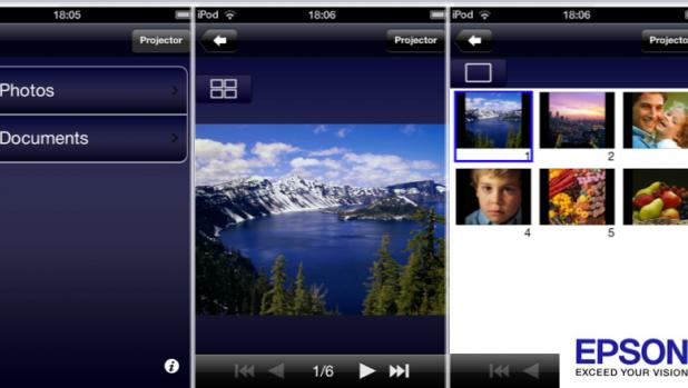 Epson App