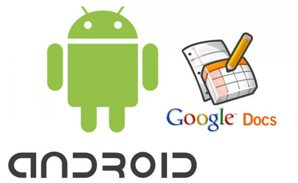 Google-Docs-Android