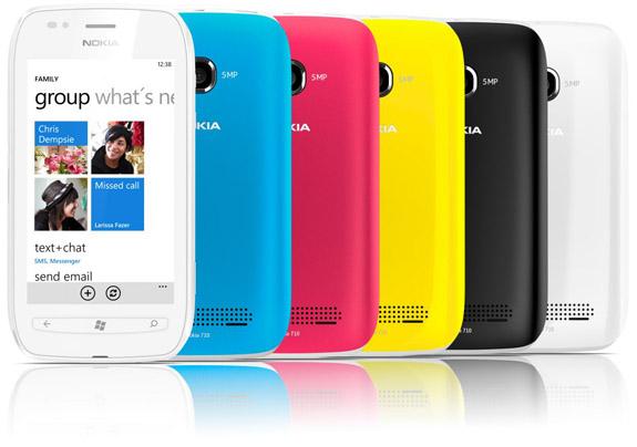 Lumia710