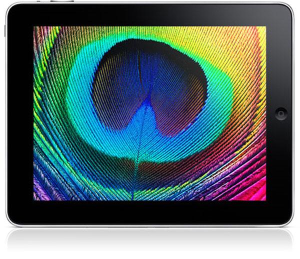 Retina Display iPad 3