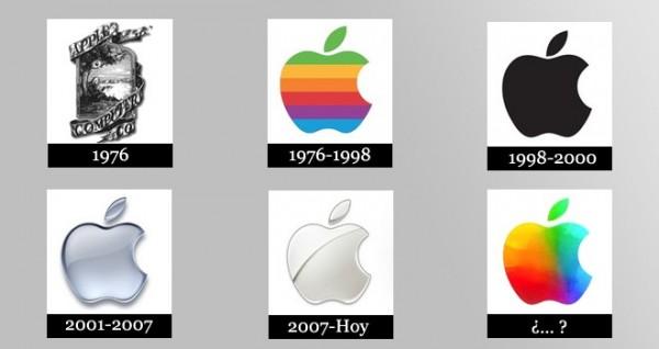 evolucion de iphone